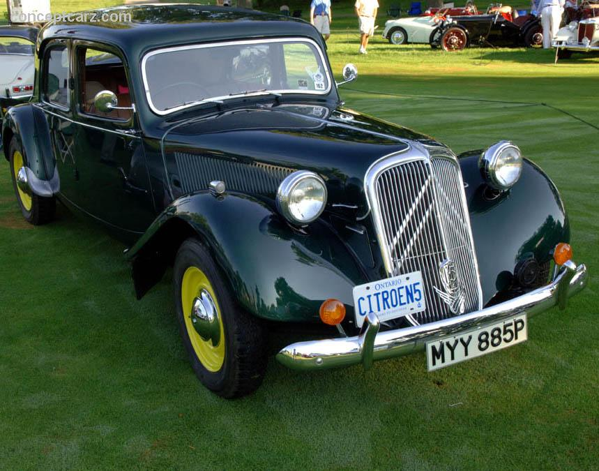 1951 citroen traction avant history pictures value auction sales research and news. Black Bedroom Furniture Sets. Home Design Ideas
