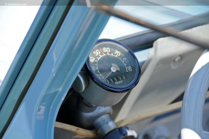 1956 Citroen 2CV