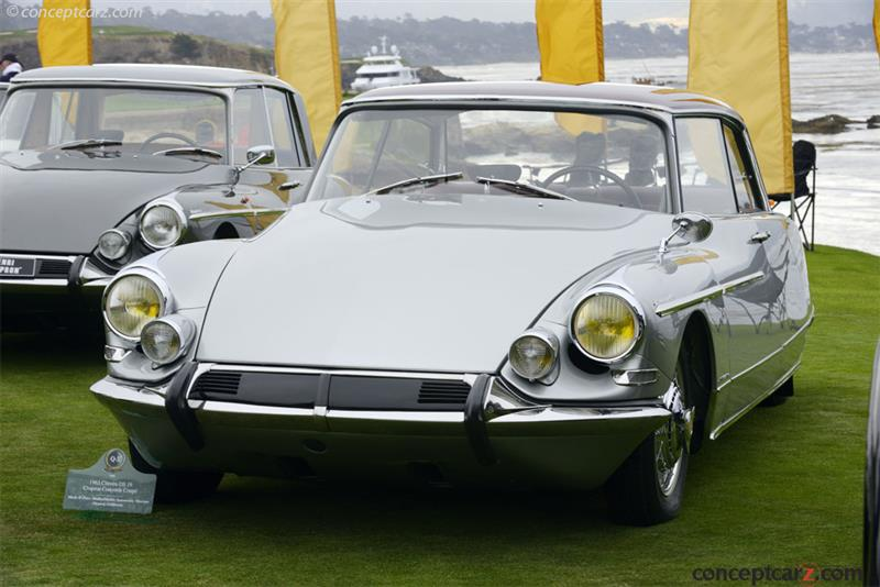 1963 Citroen DS19