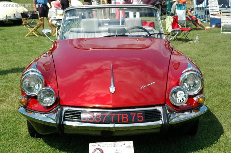 1966 Citroen DS21