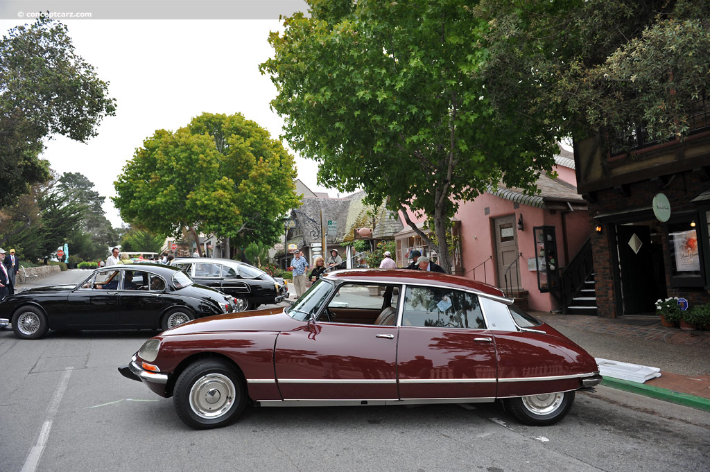 1969 Citroen Ds21 Pictures History Value Research News