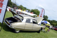 1970 Citroen DS image.