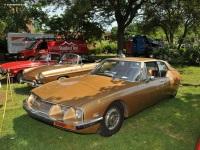 1971 Citroen SM Maserati