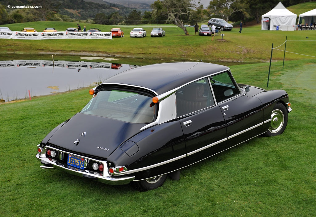 Auction results and sales data for 1972 Citroen DS21 ...