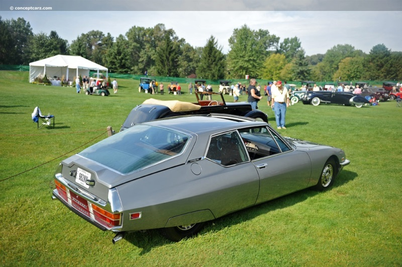 Citroen SM pictures and wallpaper