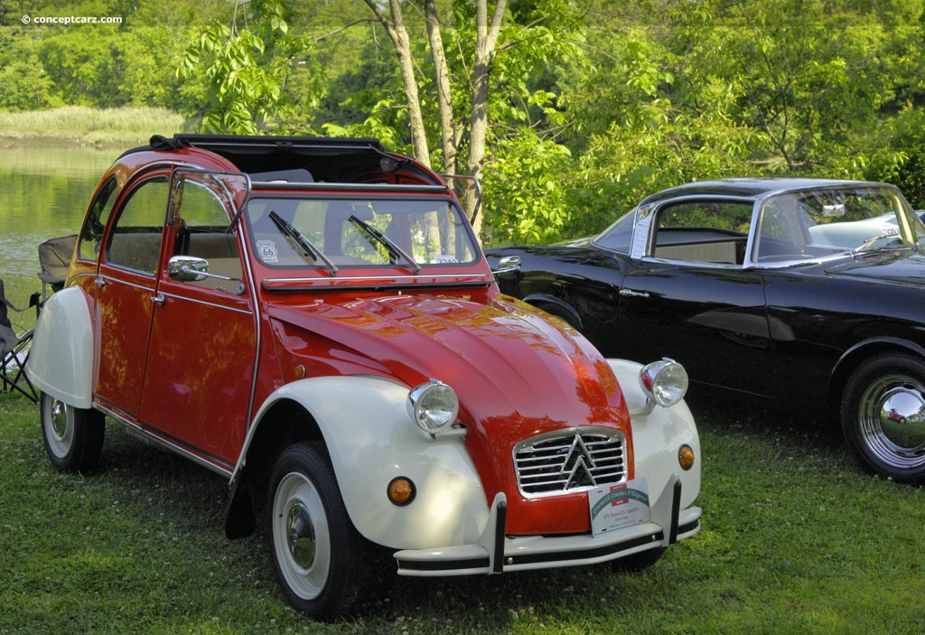 1975 citroen 2cv pictures  history  value  research  news