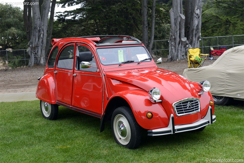 auction results and sales data for 1990 citroen 2cv charleston. Black Bedroom Furniture Sets. Home Design Ideas
