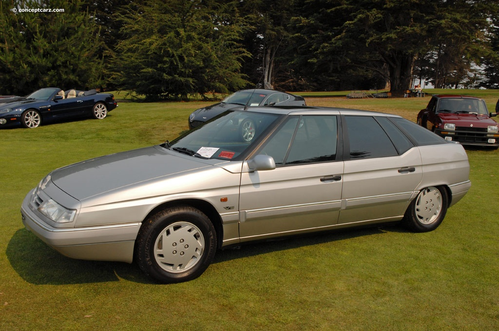 1996 Citroen Xm Pictures History Value Research News