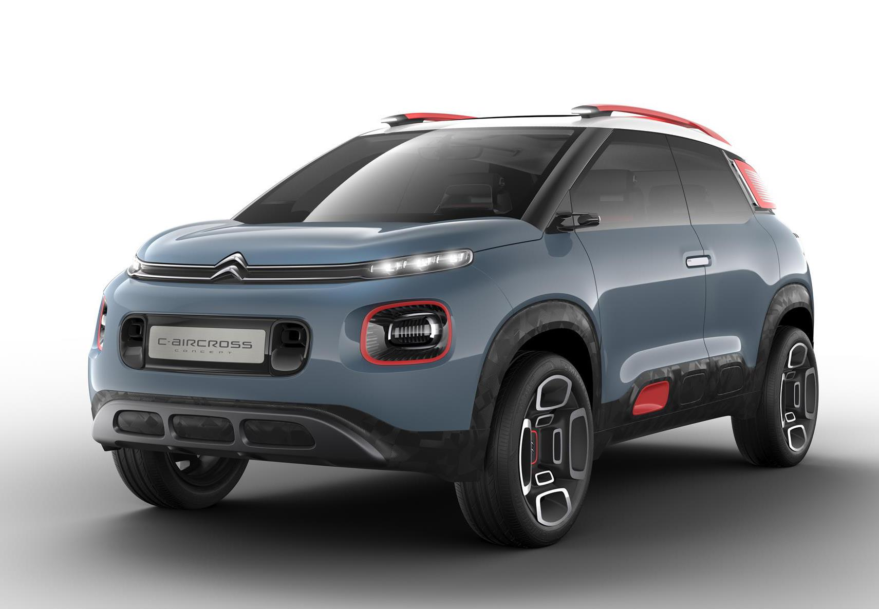2017 citroen c aircross concept news and information research and history. Black Bedroom Furniture Sets. Home Design Ideas