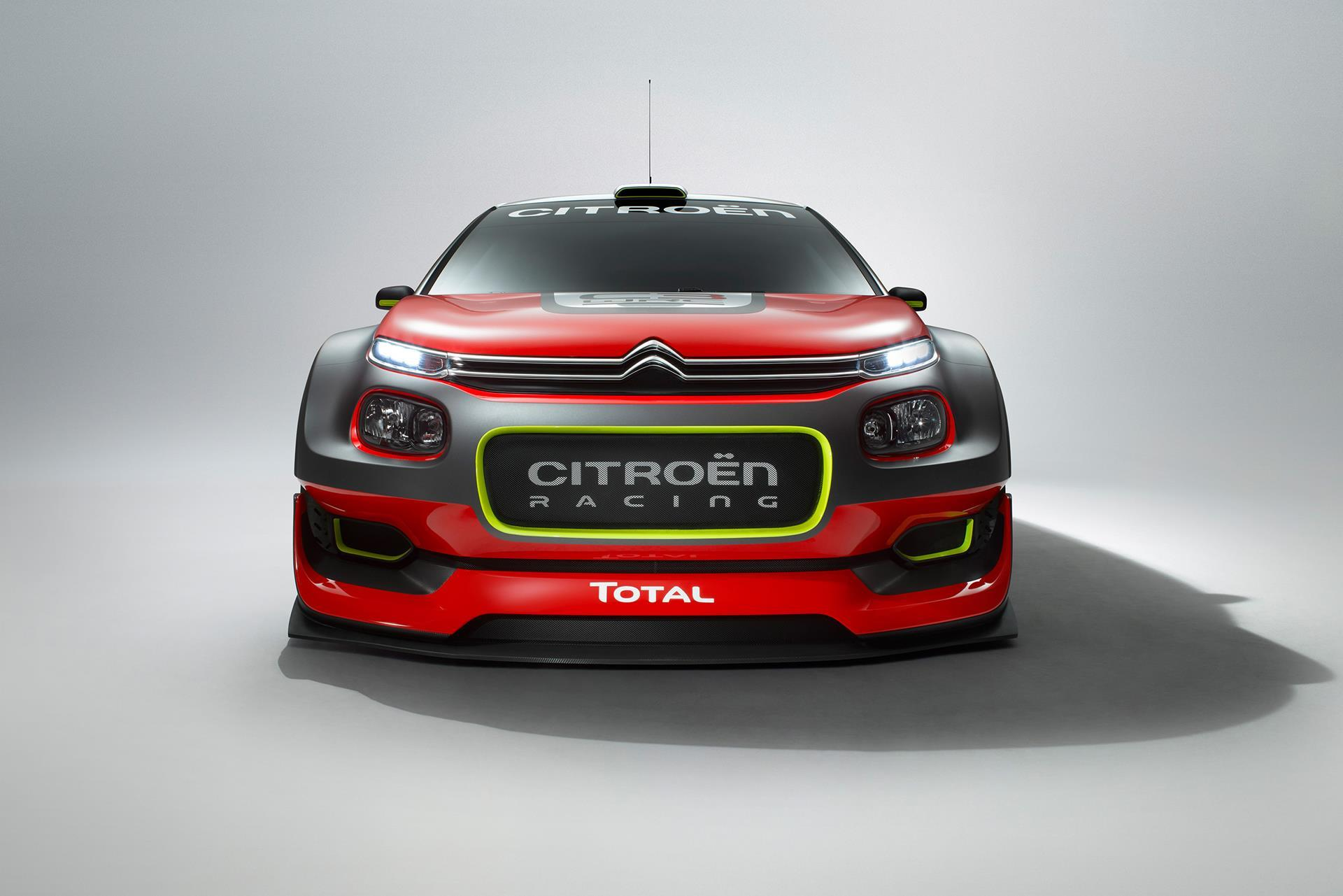 2016 citroen c3 wrc concept news and information research and history. Black Bedroom Furniture Sets. Home Design Ideas