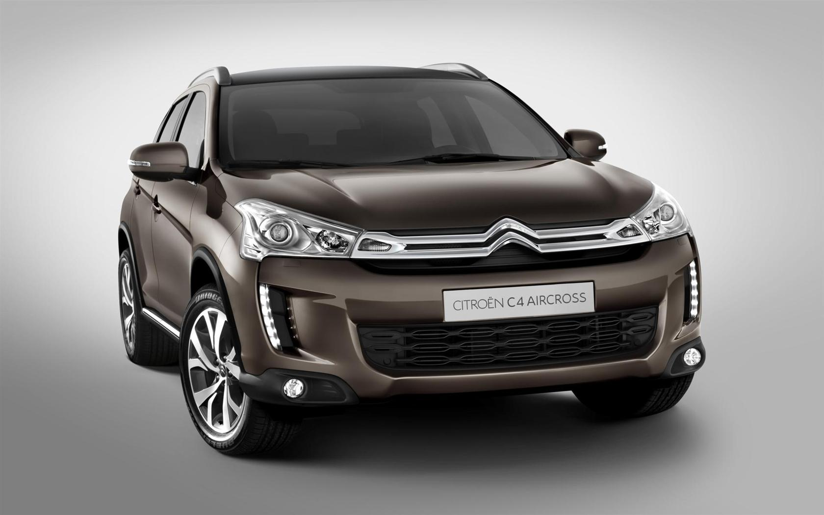 2012 Citroen C4 Aircross Image  Photo 12 Of 12