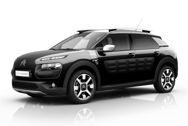 2016 Citroen C4 Cactus Rip Curl Special Edition News And Information