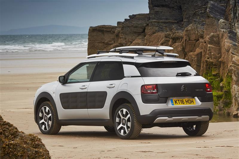 2016 citroen c4 cactus rip curl special edition images. Black Bedroom Furniture Sets. Home Design Ideas