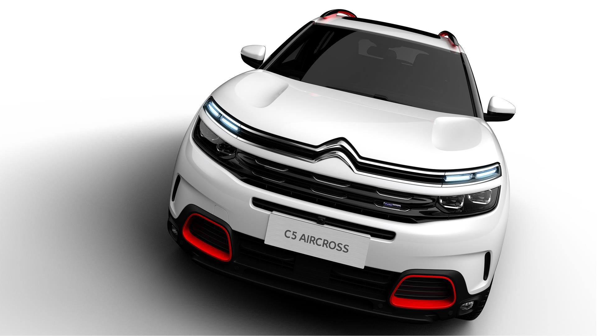 2017 citroen c5 aircross wallpaper and image gallery. Black Bedroom Furniture Sets. Home Design Ideas