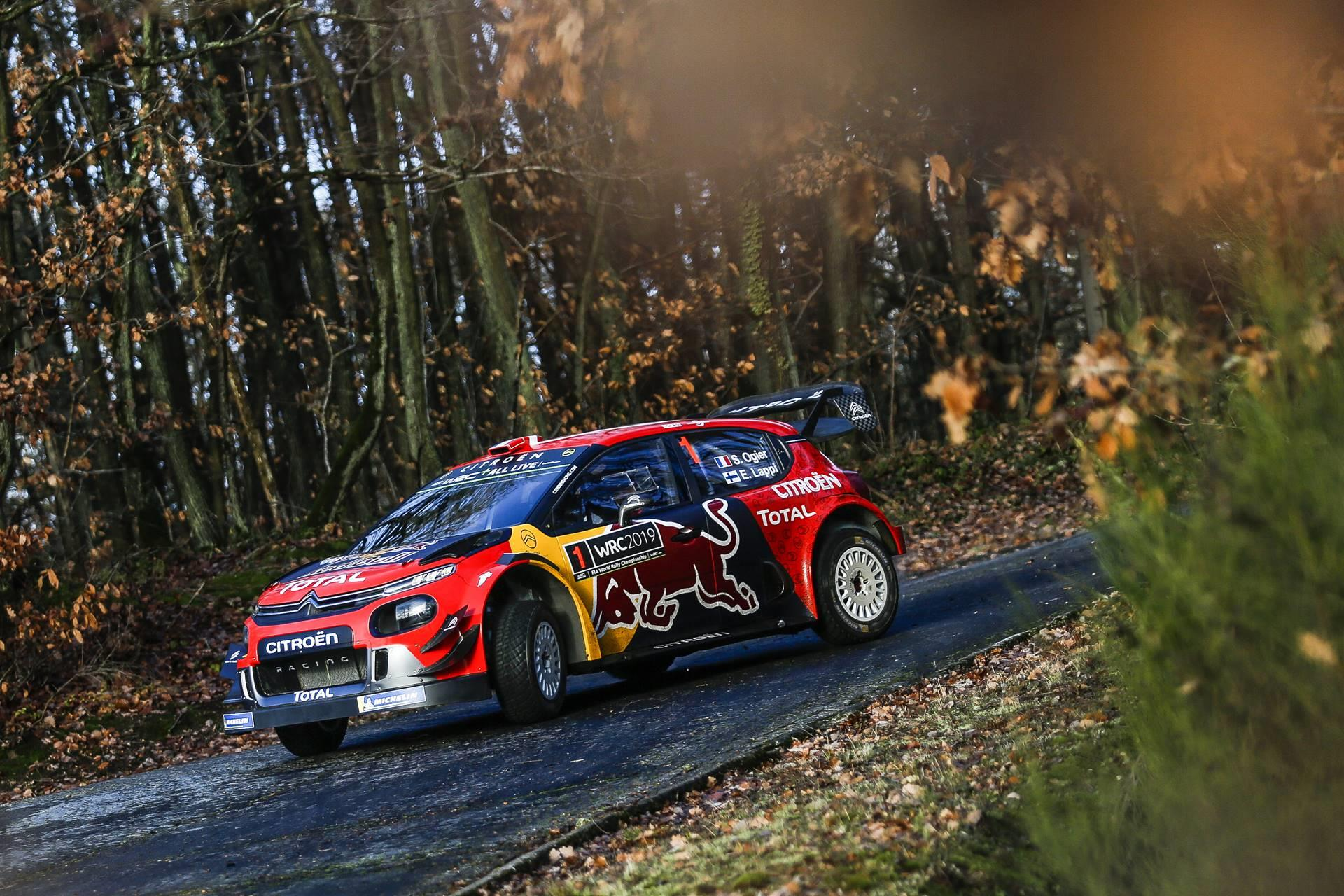 Antique Vintage Cars >> 2019 Citroen C3 WRC News and Information, Research, and Pricing