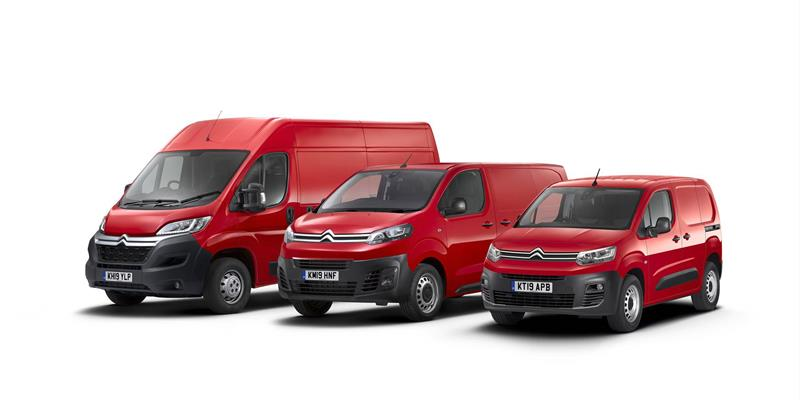 2019 Citroen Relay Electric