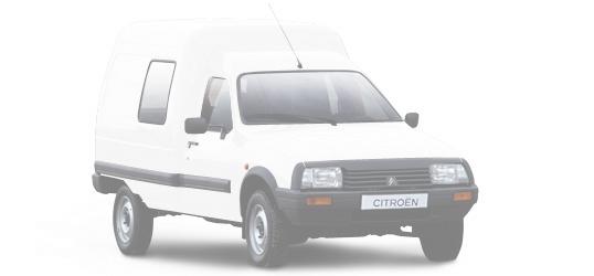 2004 Citroen C15