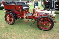 1903 Clement Rear Entry Tonneau