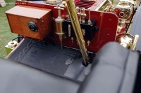 1903 Clement Rear Entry Tonneau.  Chassis number 4281