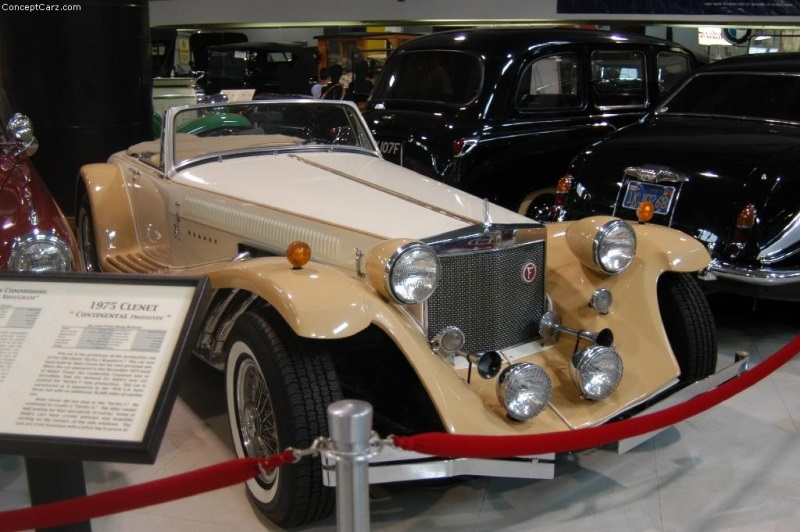 1975 Clenet Continental