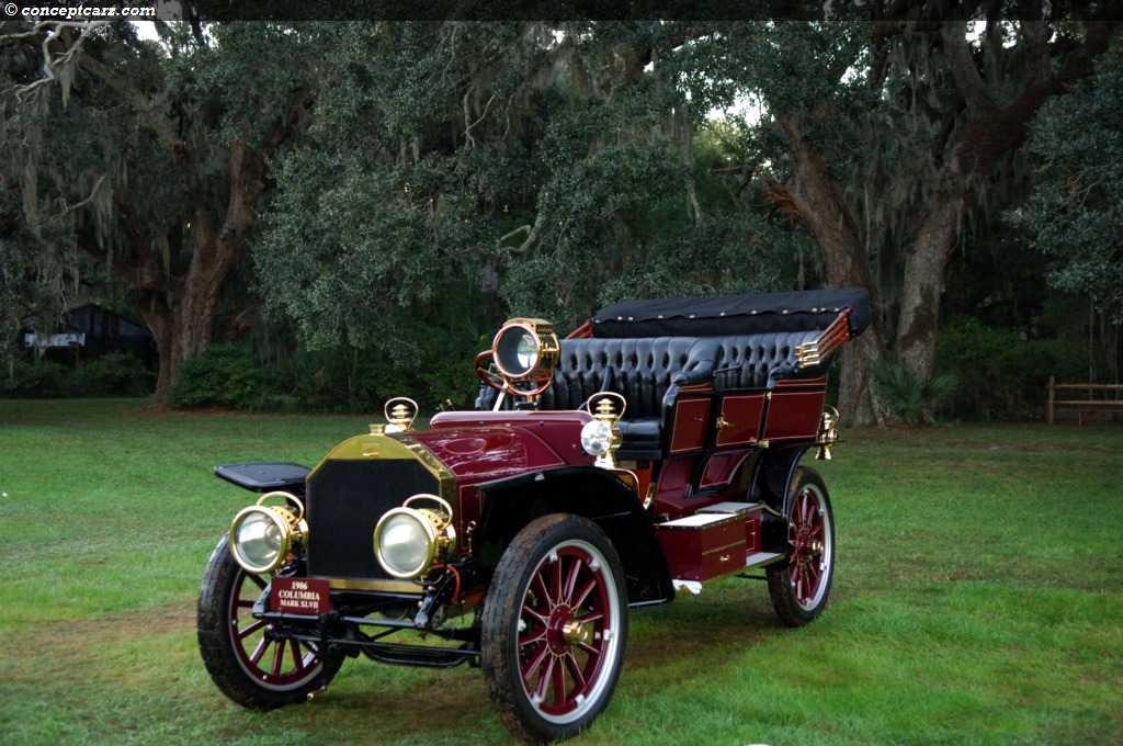 1906 Columbia Mark XLVI Pictures, History, Value, Research, News ...
