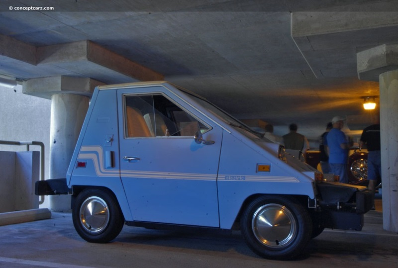 1980 Commutacar Electric