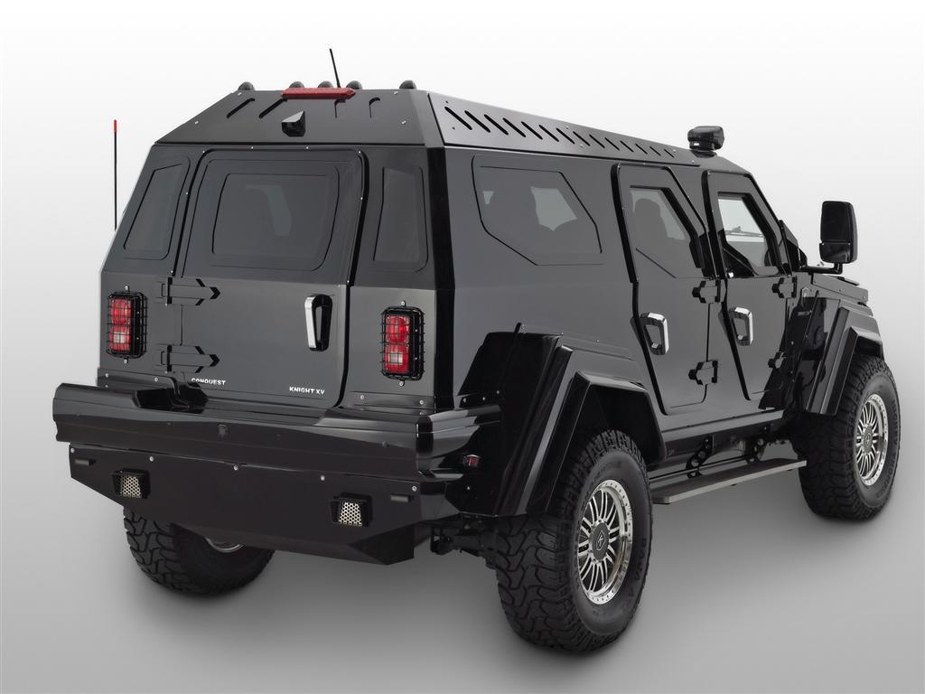 2010 Conquest Knight Xv Conceptcarz Com