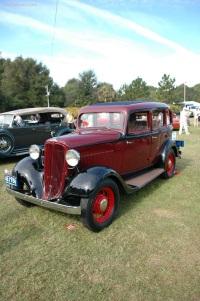 1933 Continental Beacon