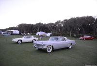 1956 Continental Mark II.  Chassis number C56F3054