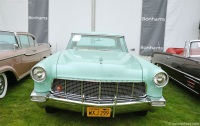 1956 Continental Mark II.  Chassis number C56C2466