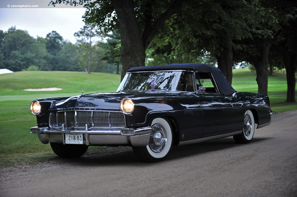 1956 Continental Mark Ii Convertible Image
