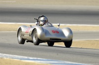 2B : Sports Racing Cars under 2000cc 1955-1961
