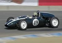 1960 Cooper T52 MKI.  Chassis number FJ-24-60