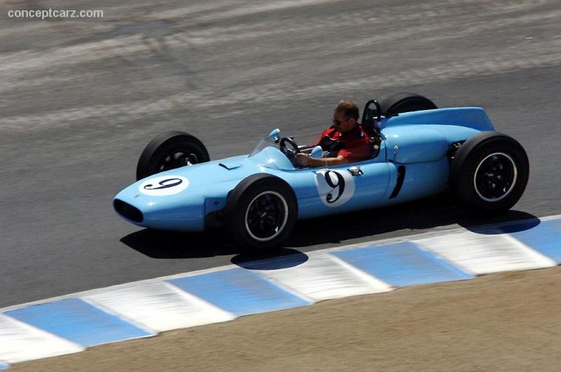 1961 Cooper T53