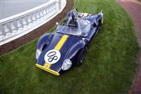 1961 Cooper Monaco Type 61.  Chassis number CM/3/62