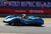 1963 Cooper Shelby King Cobra Type 61M Monaco-Ford