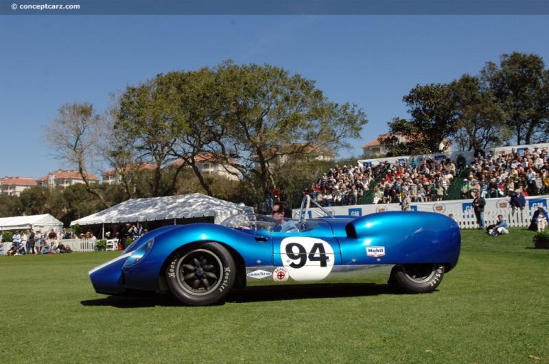 1964 Cooper Monaco