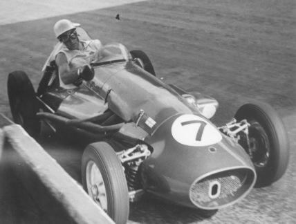 Peter Whitehead Formula 1