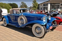1930 Cord L-29.  Chassis number 2928140