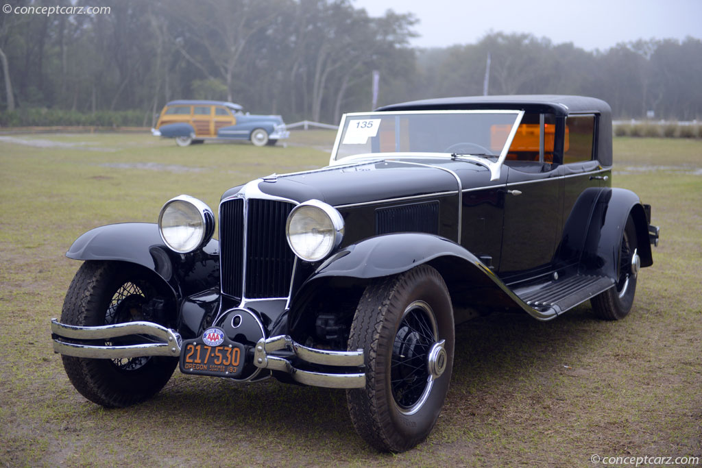 1930 Cord L 29 Image Chassis Number 2926823