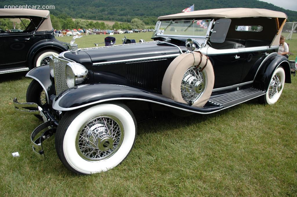 1930 Cord L 29 Image Https Www Conceptcarz Com Images