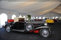 1931 Cord L-29.  Chassis number 2929245
