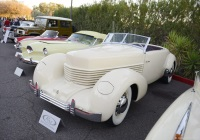 1937 Cord 812.  Chassis number 812 1339 H