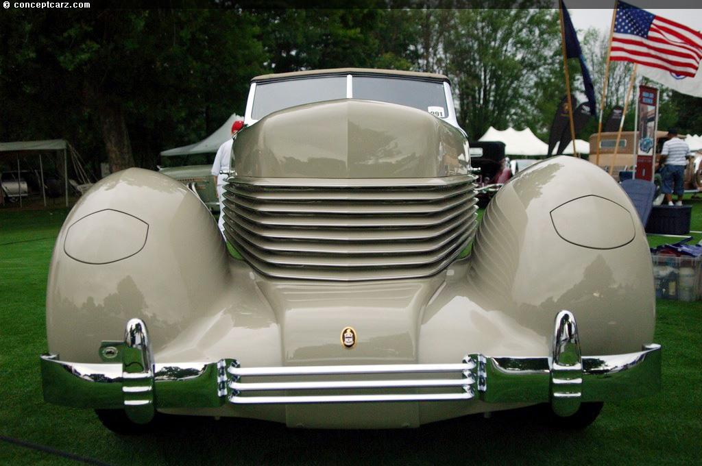 1938 Cord 814 Prototype Conceptcarz Com