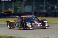 2008 Coyote Cheever Racing Prototype