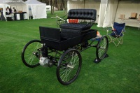 1901 Crestmobile Motor Carriage image.