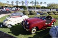1949 Crosley Hot Shot.  Chassis number VC 10131