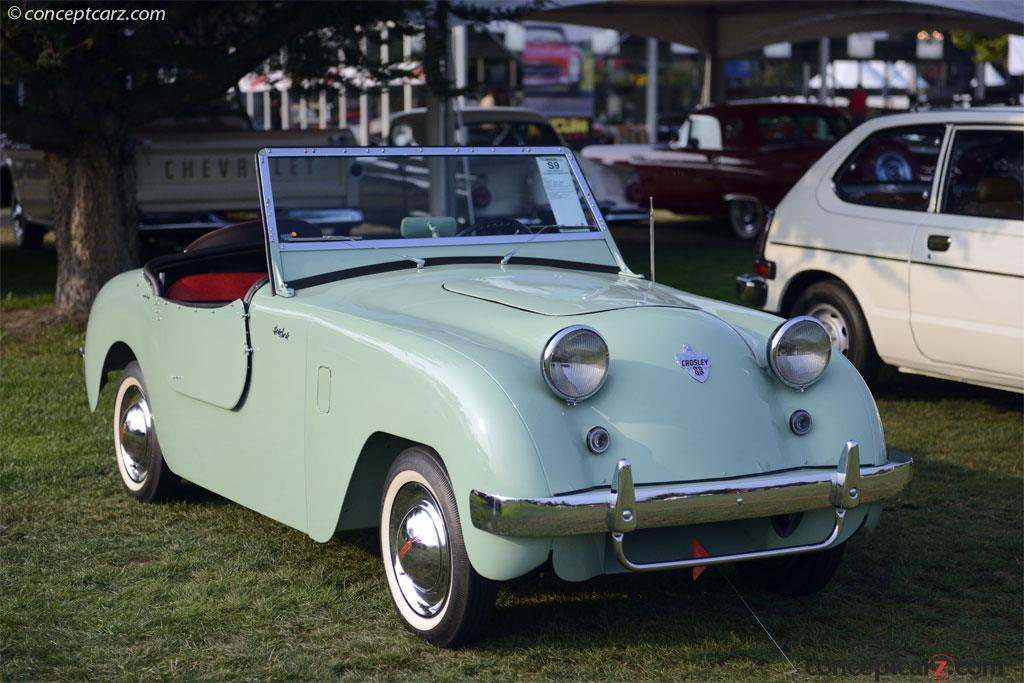 1949 Crosley Hot Shot