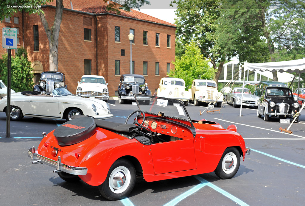 Concours D Elegance >> 1951 Crosley Hot Shot Image. Chassis number VC302278 ...