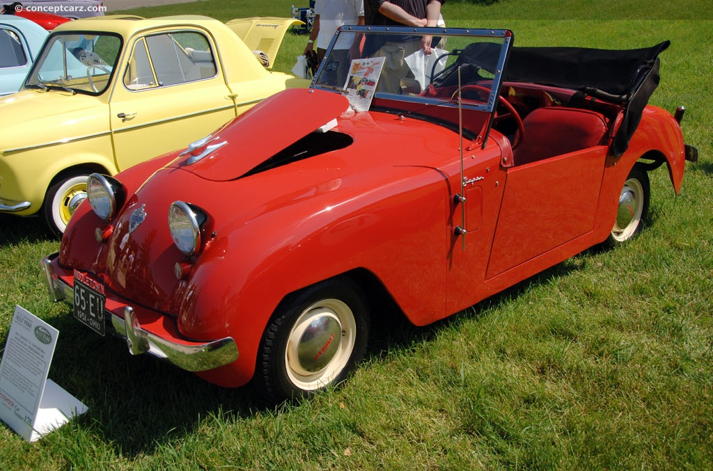 1951 Crosley Super Sport History Pictures Value Auction Sales Research And News